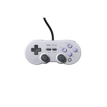 8Bitdo SN30 Pro USB Com Fio Joystick Gamepad Controller para Nintendo Switch para Windows Raspberry Pi MacOS