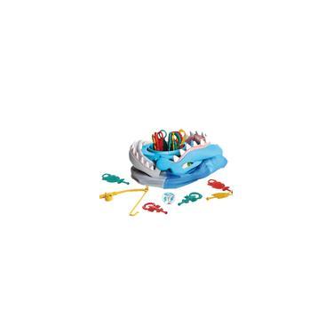 Imagem de Jogo Brinquedo Criança Tubarão Bocão Resgate As Presas Br753