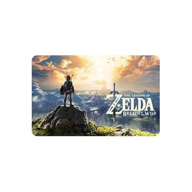 Gift Card Digital The Legend of Zelda: Breath of the Wild para Nintendo Switch