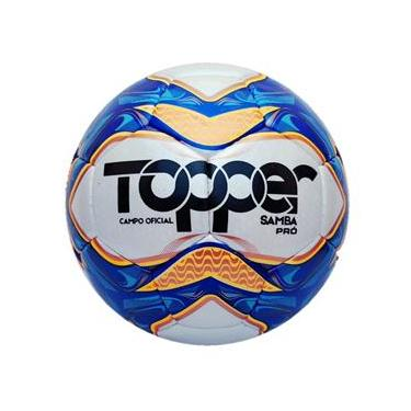 Bola de Futebol de Campo Oficial Topper Samba Pro PU