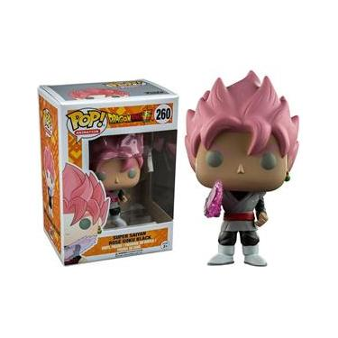 Super Saiyan Rose Goku Black Excl 260 Pop Funko Dragon Ball