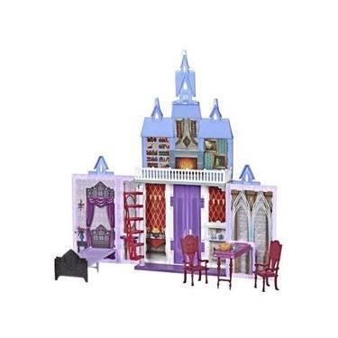 Imagem de Frozen 2 Playset Castelo de Arendelle Maleta Portátil 78 cm - Hasbro