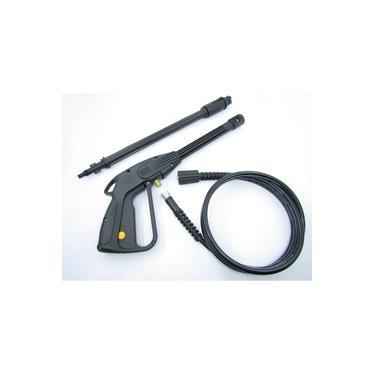 Kit Pistola Mangueira Karcher K 2.500 Black Agua Reuso 25mt