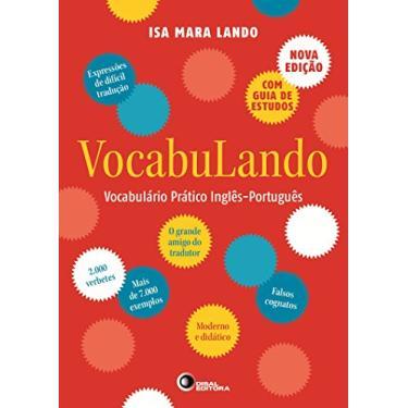 Vocabulando. Vocabulário Prático Inglês-Português - Capa Comum - 9788578441746