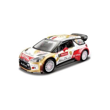 Imagem de Miniatura carro - Citroen DS 3 WRC - Burago