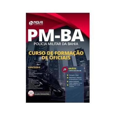 Imagem de Apostila Pm Ba - Curso De Formação Do Oficiais Da Bahia