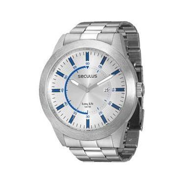 df697eb0eeb Relógio de Pulso R  198 a R  200 Seculus