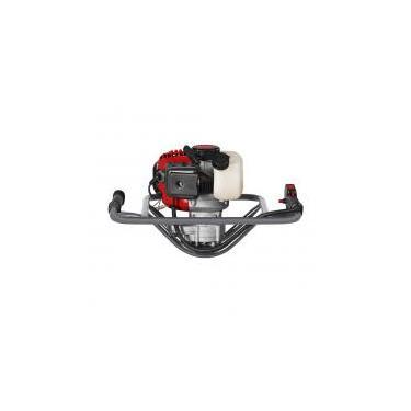 Perfurador Solo A Gasolina Branco Bps52 2T 55Cc 2Cv -