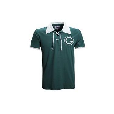 Camisa Liga Retrô Guarani Com Corda