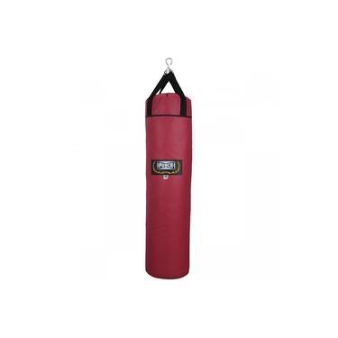 Saco de Pancada em Couro Punch - 120cm (Saco enviado cheio)