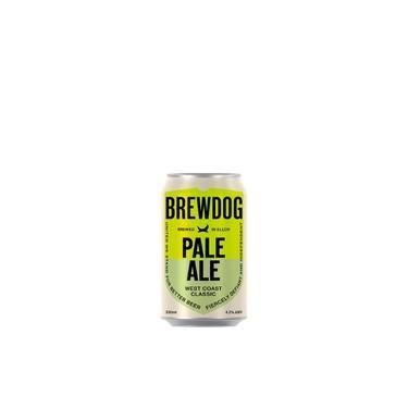 Cerveja Brewdog Pale Ale Lt 330ml