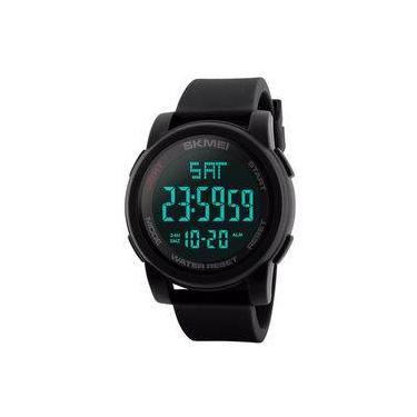 c51acfc67aa Relógio Masculino Skmei Digital Resistente à Água 5ATM