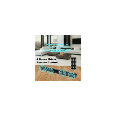 Imagem de Soundbar wireless beesclover com Bluetooth sem fio Bluetooth Sound Bar Speaker System TV Home Theater Soundbar Subwoofer r25