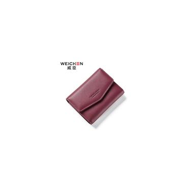 Bewine-Design moderno Weichen B370-1 Mulheres Curto Feminino pu carteira de couro dinheiro
