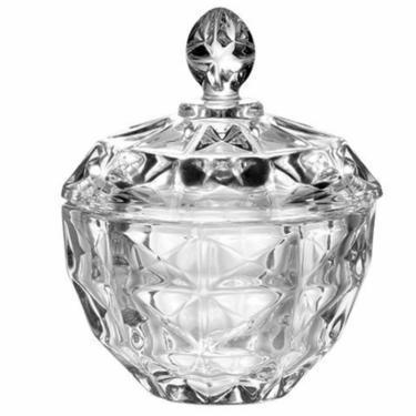 Bomboniere Potiche Fineccg De Cristal c/ Tampa Aquamarine