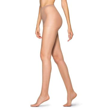 Meia-calça Fio 80, Lupo, Feminino, Natural, M
