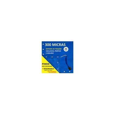 Imagem de Capa de Proteção para Piscinas Azul 300 Micras - 7,5x4,5