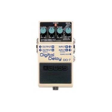 Imagem de Pedal para Guitarra Boss Digital Delay DD7