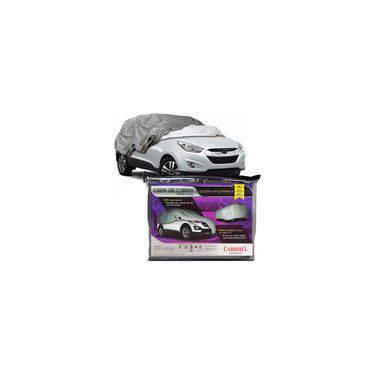 Capa Automototiva Cobrir Carro Suv Protetora Forrada Central Tamanho XG Carrhel