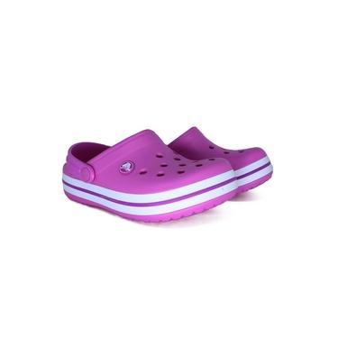 Sandalia Crocs Crocband Infantil Pink