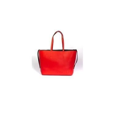 Bolsa Feminina Attached Shopper Vermelho Calvin Klein