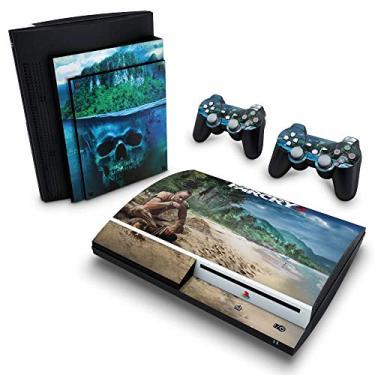 Skin Adesivo para PS3 Fat - Far Cry 3