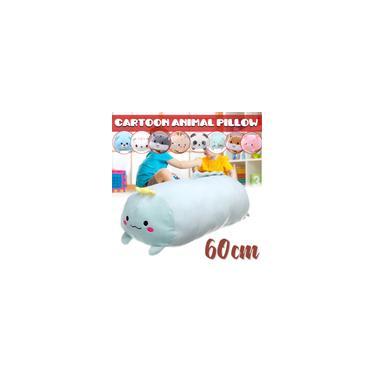 Imagem de 60 cm Animal Doce Brinquedo De Pelúcia Panda Hamster Elefante Veado Dinossauro Porco Gato Urso Kawaii Brinquedo de Pelúcia Macia Dos Desenhos Animados Boneca de Pelúcia Travesseiro