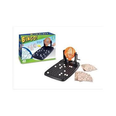 Imagem de Jogo do Bingo - 48 Cartelas - Nig Brinquedos