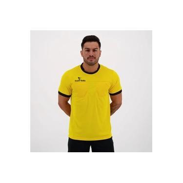 Camisa Super Bolla Árbitro Amarela 2020