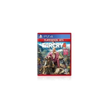 Jogo Game FARCRY 4 - Ps4