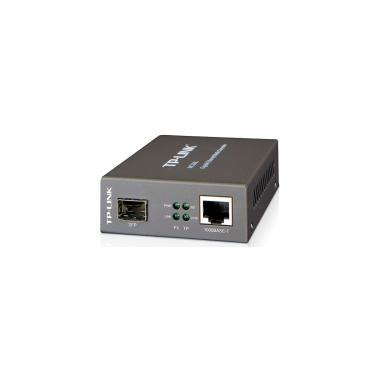 Conversor de Mídia TP-Link MC220L - 1000Mbps