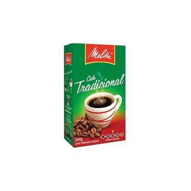 Café Melitta Torrado Moído Tradicional A Vácuo 500 G