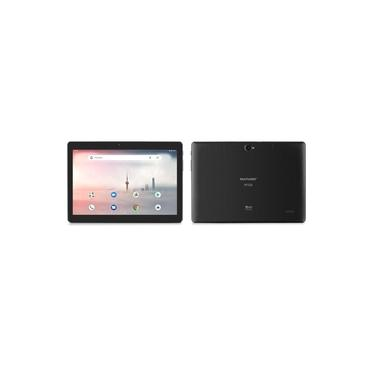 "Tablet Multilaser M10A Preto, Tela 10"", 3G+Wi-Fi, Android 9, Câmera Traseira de 5.0MP e Frontal de 2.0MP, 2GB RAM, 32GB"