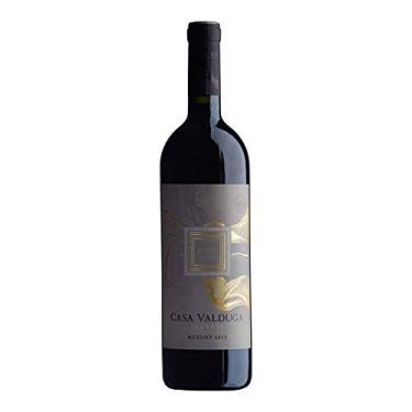 Vinho Casa Valduga Leopoldina Premium Merlot 750 ml
