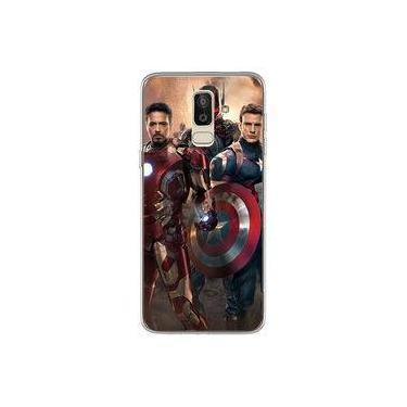 Capa para Galaxy J8 - The Avengers | Os Vingadores 3