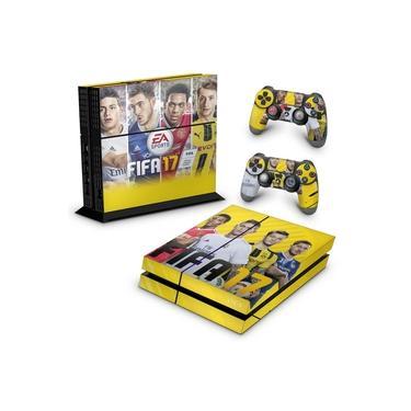 Skin Adesivo para PS4 Fat - Fifa 17