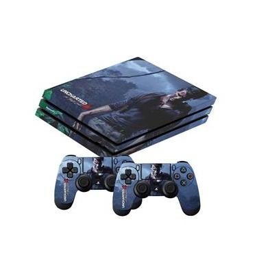 Skin PS4 Pro Uncharted 4 A