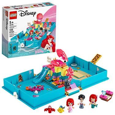Imagem de Lego DISNEY PRINCESS Aventuras do Livro de Contos da Ariel 43176