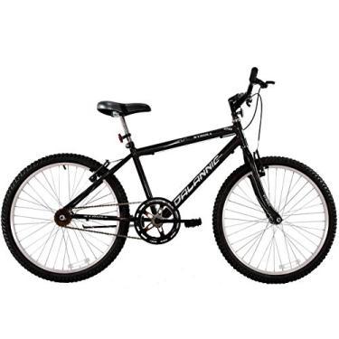 Imagem de Bicicleta Aro 26 Masculina Dalannio Bike Stroll Sem Marcha Preta