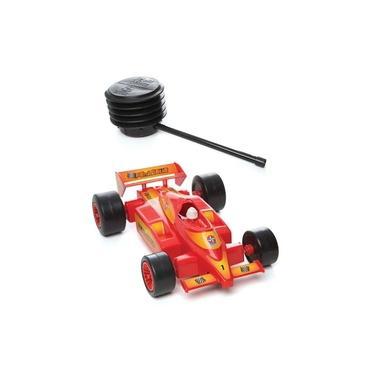 Imagem de Carrinho Pé Na Tábua Estrela Brinquedo Com Pedal Original Corrida Fórmula 1