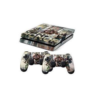 Skin PS4 Fat For Honor