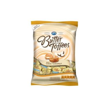 Bala Butter Toffees Coco 600g - Arcor