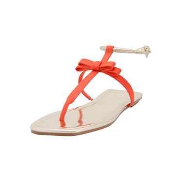 Rasteira My Shoes Laço Infantil