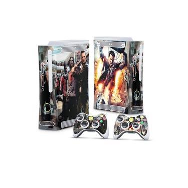 Skin Adesivo para Xbox 360 Fat Arcade - Dead Rising