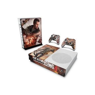 Skin Adesivo para Xbox One Slim - Dead Rising 4