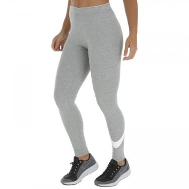 Calça Legging Nike Club Logo - Feminina Nike Feminino
