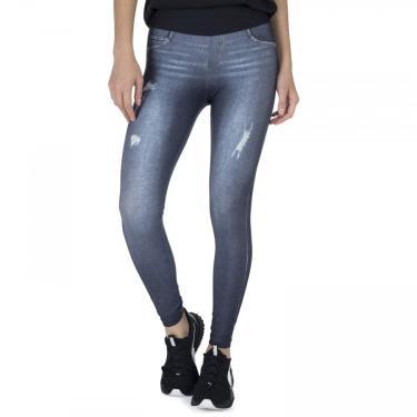 Calça Legging Live Jeans - Feminina Live Feminino