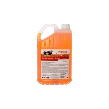 Detergente Desengordurante Galão (3M) com 5 Litros Scotch-Brite