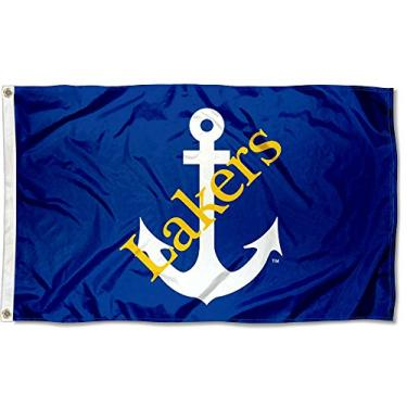 Bandeira da faculdade LSSU Lakers