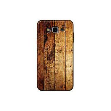 Capa Personalizada para Samsung Galaxy J7 Neo - Madeira - TX59